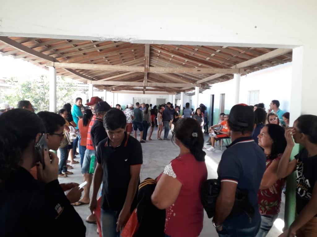 Projeto cidadão Atende Mais de  500 pessoas em Sossego