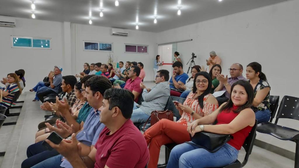 PREFEITA NEIDE PARTICIPA DE REUNIÃO DO CONSORCIO PUBLICO INTERMUNICIPAL DE SAÚDE DO CURIMATAÚ E SERIDÓ PARAIBANO