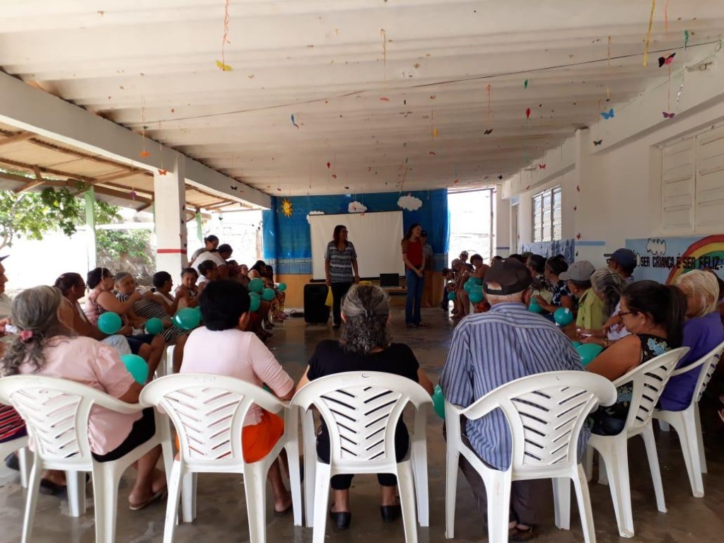 Assistência Social: CRAS oferece atividades para crianças, adolescentes, gestantes e idosos