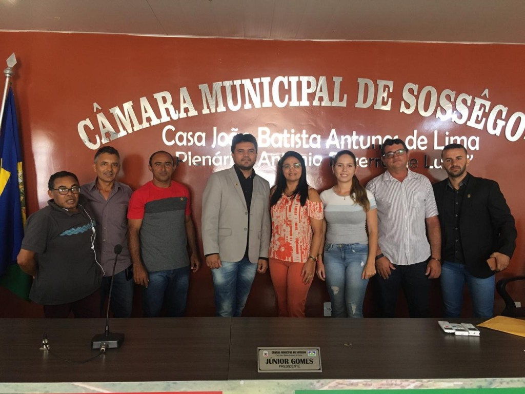 Câmara aprova contas da prefeita Lusineide Oliveira referentes ao exercício de 2018